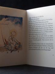 Märchen und Geschichten - Der degradierte Engel - heller Einband-geöffnet