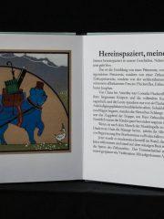 Märchen und Geschichten - Die Reise mit dem blauen Hund-geöffnet