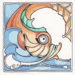Zeichnungen und Illustrationen Jens Thomas Franke - Fisch