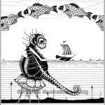 Zeichnungen und Illustrationen Jens Thomas Franke - Glaucus
