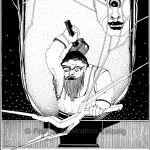 Zeichnungen und Illustrationen Jens Thomas Franke - Hephaestos