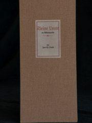 Märchen und Geschichten - Leporello kleine Leute
