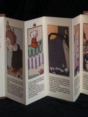 Märchen und Geschichten - Leporello Kleine Leute-geöffnet