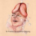 Zeichnungen und Illustrationen Jens Thomas Franke - Priapos