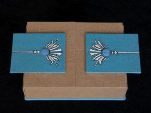 Gebrauchsgraphik - Zigarettendose Außenansicht