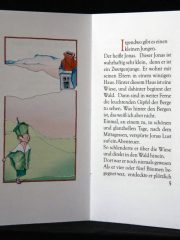 Märchen und Geschichten - Zwerg Jonas-geöffnet